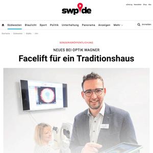 Sonderveröffentlichung www.swp.de