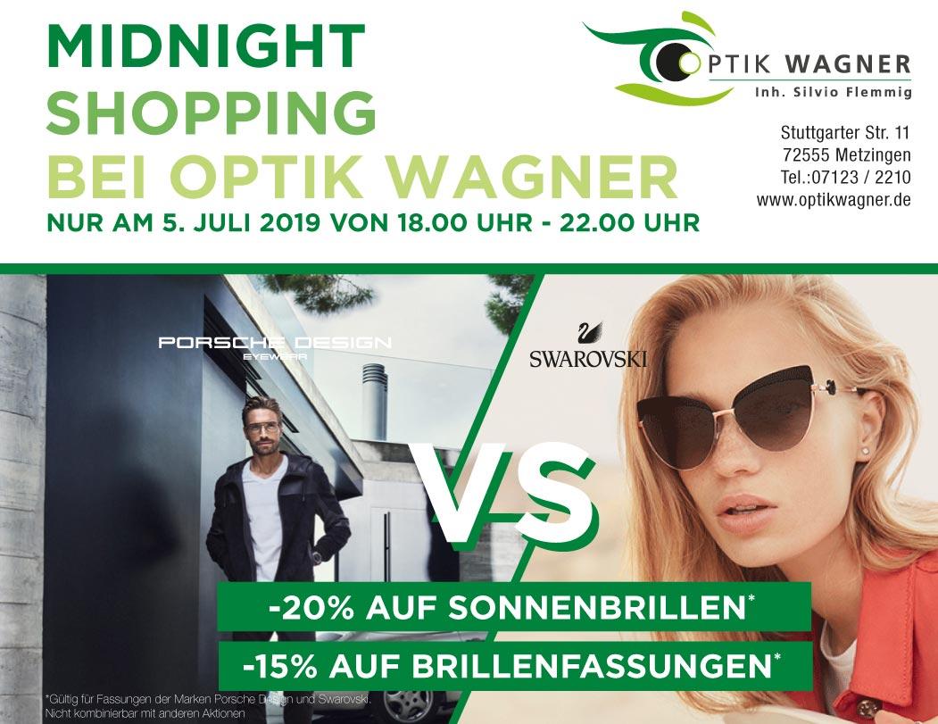 Optik Wagner Metzingen